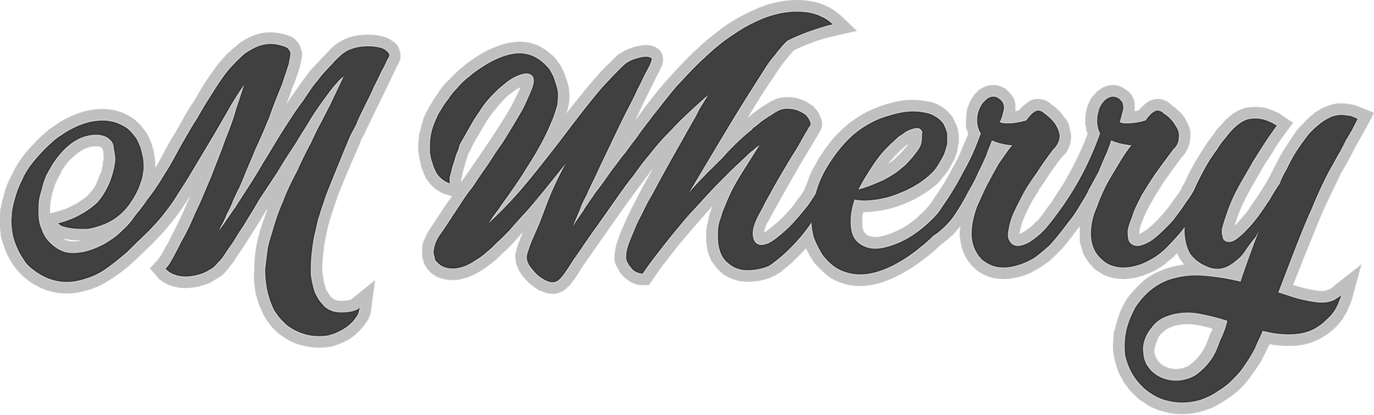 M Wherry logo