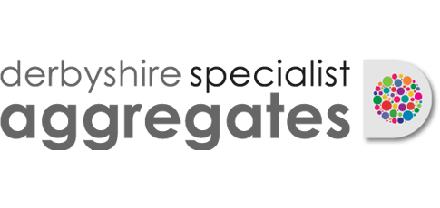 Derbyshire Aggregates logo